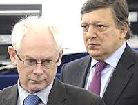 Van Rompuy e Barroso