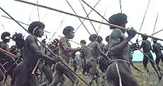 Guerra tribale