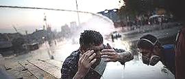 repressione a Istanbul