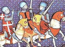 Cavalleria medievale
