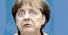 Merkel-morphing