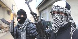 Siria, miliziani jihadisti