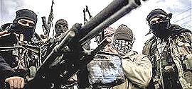 Siria, una formazione jihadista