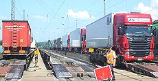 "Tir sui treni, ""autostrada ferroviaria"""