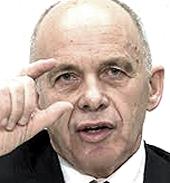 Ueli Maurer, presidente svizzero