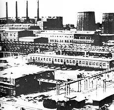 Buna-Monowitz, il complesso chimico di Auschwitz