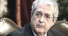 L'ex banchiere centrale Fabrizio Saccomanni, ora ministro