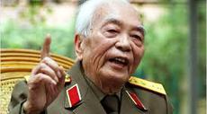 Il generale Giap, eroe della liberazione del Vietnam