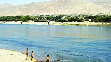 Il fiume Syr Darya