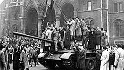 La rivolta di Budapest, 1956