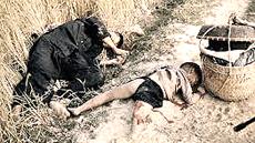 La strage americana di My Lai contro civili vitenamiti