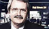 Roberto Morrione, nel 2001 direttore di RaiNews24