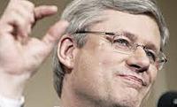 Il canadese Stephen Harper