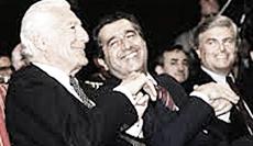 Agnelli e De Benedetti