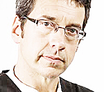 "George Monbiot, del ""Guardian"""