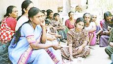 Kerala, donne