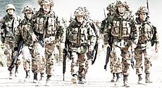 Nato, truppe
