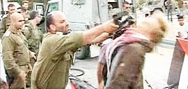 Palestina, la repressione dell'esercito israeliano