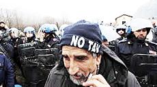 Alberto Perino, portavoce No Tav