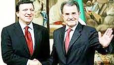 Barroso e Prodi