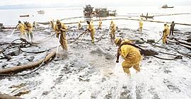 Exxon, lavoratori nell'Artico