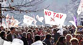 La comunità No Tav