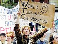 """Wto, organizzazione """"terrorista"""""""