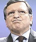 Barroso, capo della Commissione Europea