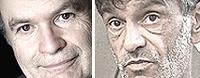 Eraldo Dionese e Jean-Luc Danneyrolles