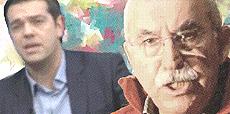 Giulietto Chiesa e Alexis Tsipras