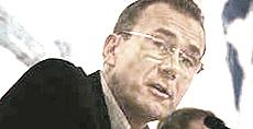 Il professor Wieslaw Maslowski