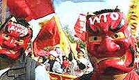 Proteste contro il Wto