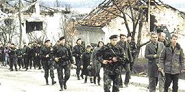 Squadroni della morte nell'ex Jugoslavia