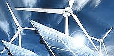 energia da sole e vento