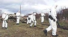 Ispezioni ecologico-sanitarie attorno al poligono di Quirra