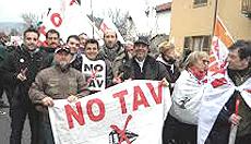 Militanti No-Tav