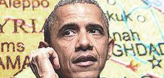 Obama, Siria