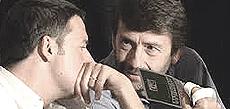 Renzi e Franceschini