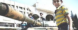 Siria, guerra