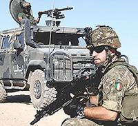 paracadutisti italiani in Afghanistan