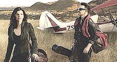 Bono in uno spot con la moglie Ali Hewson