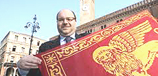 Gianluca Busato, leader indipendentista veneto