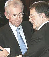Monti e Prodi, targati Goldman Sachs (come Draghi)