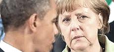 Obama e Merkel