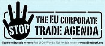 Campagna contro la globalizzazione Usa-Ue