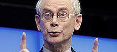 Herman Van Rompuy, custode del rigore Ue