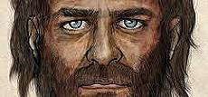 L'uomo delle Asturie (ricostruzione)