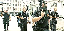 Mercenari Usa ingaggiati a Kiev