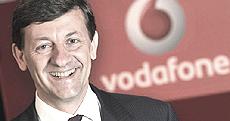 Vittorio Colao, ceo di Vodafone