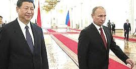 Xi Jingping e Putin, l'economia del futuro